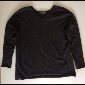 Vince Gray Cashmere Sweater XS